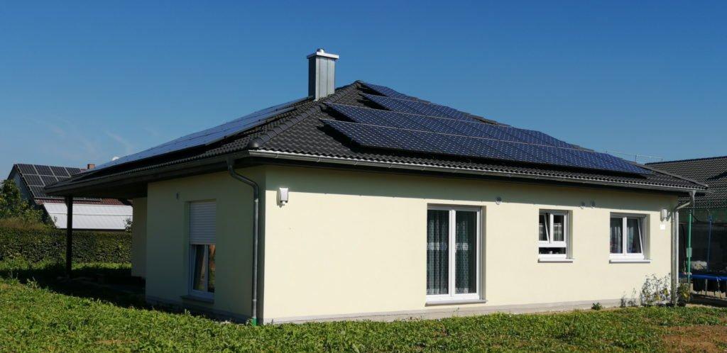 Einfamilienhaus in Oberdischingen