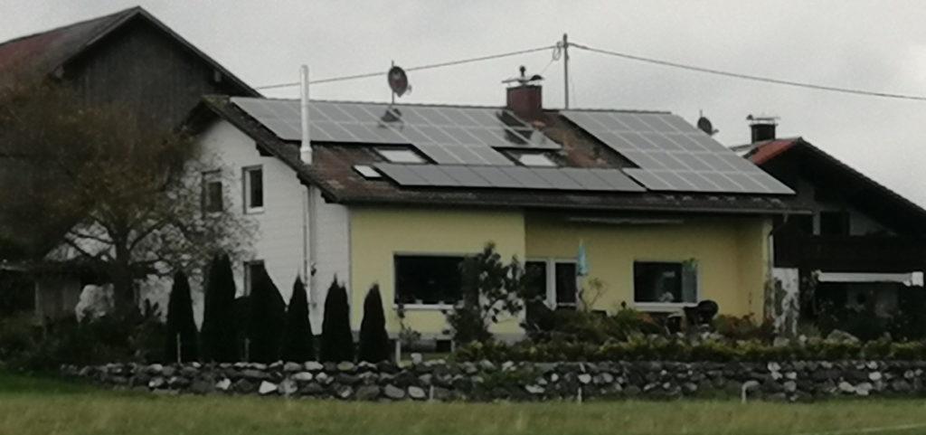 Einfamilienhaus in Stöttwang