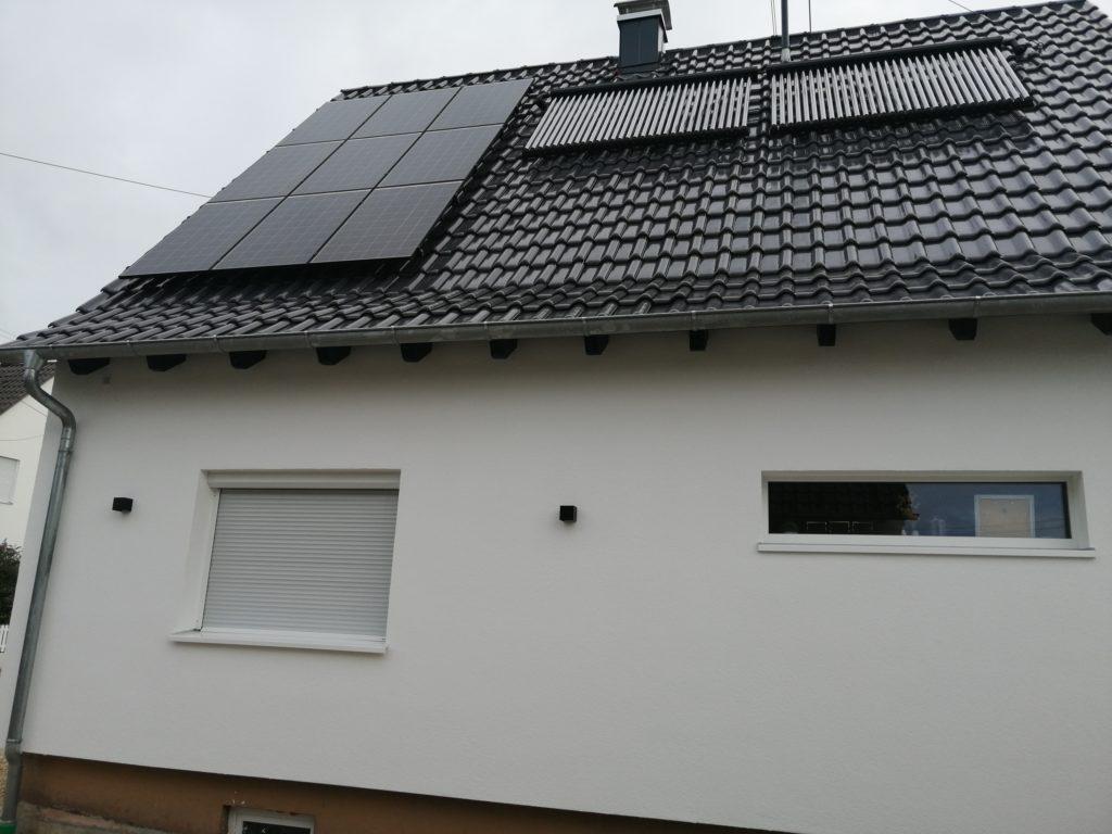 Einfamilienhaus in Dillingen