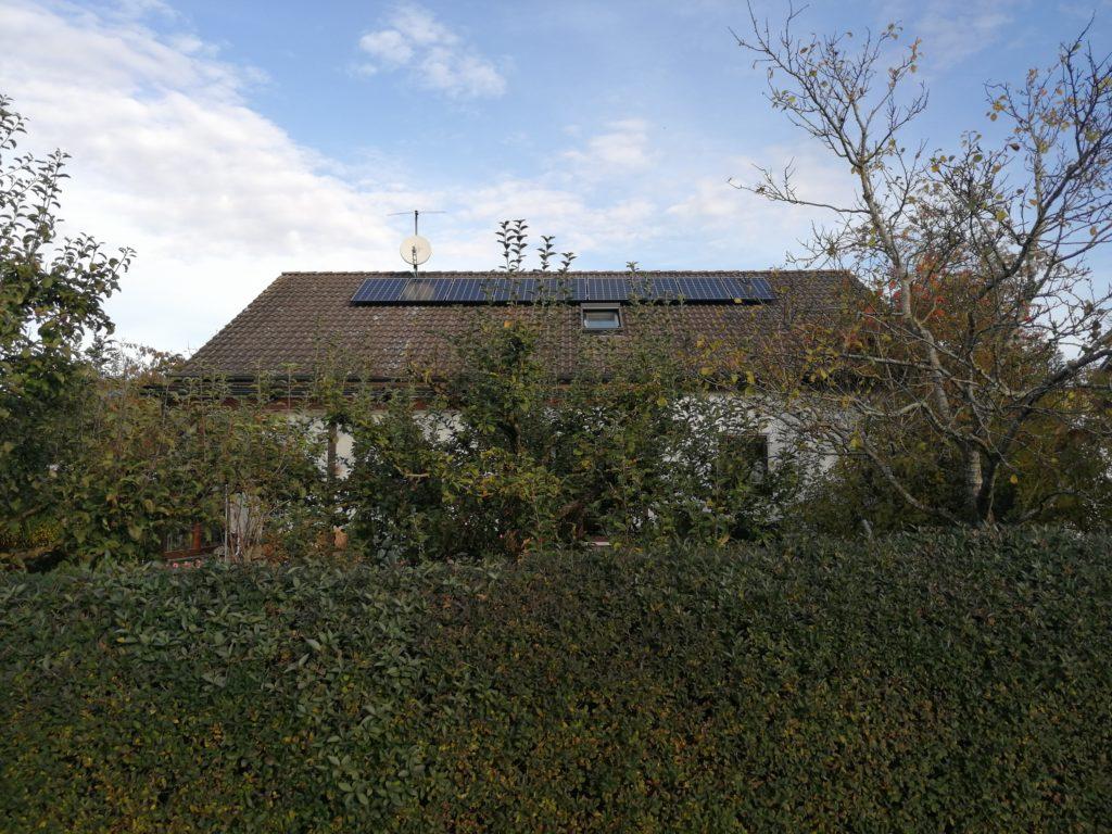 Einfamilienhaus in Asselfingen