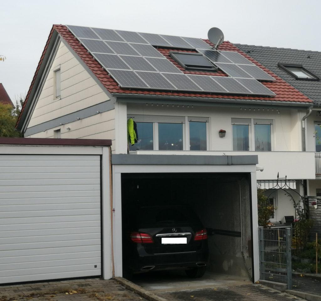 Einfamilienhaus in Elchingen