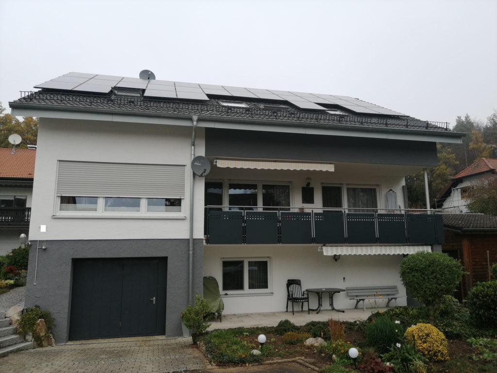 Einfamilienhaus in Abtsgmünd